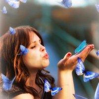 Бабочки :: Сергей
