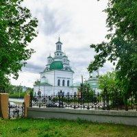 Алексеевская церковь в Алапаевске :: Светлана Игнатьева