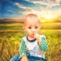 Малыш :: Фотохудожник Наталья Смирнова