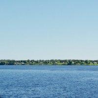Широка река Онега. :: Марина Никулина