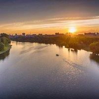 На закате :: Елена Бурёнова