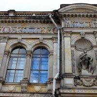 В 1878—1881 здание Центрального училища технического рисования барона А.Л.Штиглица :: Алла Лямкина