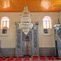 КРЫМ. Алушта.Мечеть Юкъары Джами :: Tata Wolf