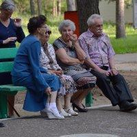 Не увядающая молодость :: Валерий Лазарев