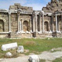 развалины Сиде Турция :: Paparazzi