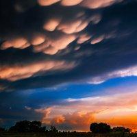 Придорожные облака :: Игорь Лариков