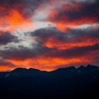 Рассвет над Ивановским белком :: Антон Тихомиров