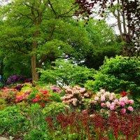 Гамбург. Парк цветов :: Nina Yudicheva