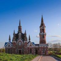 церковь Вешаловка :: Мария Кудрина