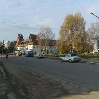 В  Богородчанах :: Андрей  Васильевич Коляскин