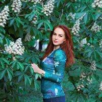 В цвете каштана! :: Лина Трофимова