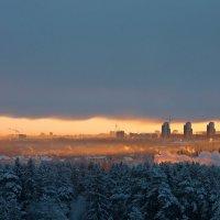 Петрозаводск в -25 градусов :: Avada Kedavra!