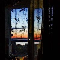За моим окном :: Валерий Симонов