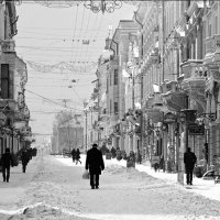 Була зима :: Степан Карачко