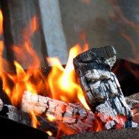 Огонь :: Юлия Семенченко