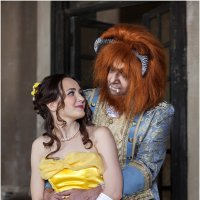 Красавица и чудовище :: Ренат Менаждинов