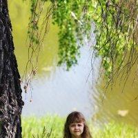 Когда деревья были большими.. :: Елена Прихожай