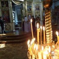 Венчание, венчание – гори, гори свеча! Священными началами наполнена Душа! :: Алекс Аро Аро