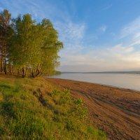 Берег залива :: Анатолий Иргл