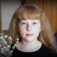 Воскресенье вербное. :: Светлана Сметанина