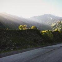 горы Осетии :: Батик Табуев