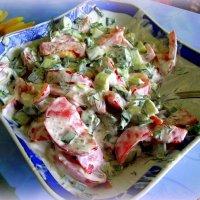 Не откушать ли нам салату.. :: Андрей Заломленков