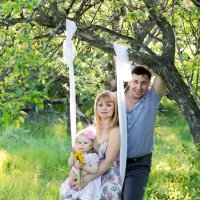 Яблоневый сад! :: Лина Трофимова