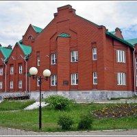 Дворец Культуры (Николо-Берёзовка. Республика Башкортостан) :: muh5257