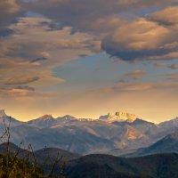 Вид на Тхачи :: Аня Смутина