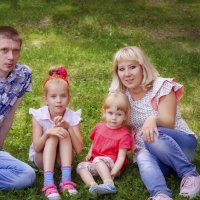 Семья в сборе :: Olga Rosenberg