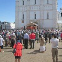 Праздничная литургия. :: Михаил Попов