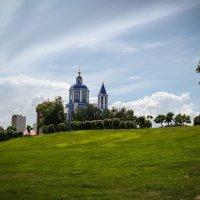 Покровская церковь на набережной Тамбова. :: Александр Селезнев