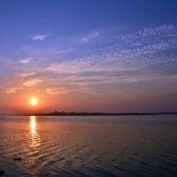 Первый летний восход :: Ольга Голубева