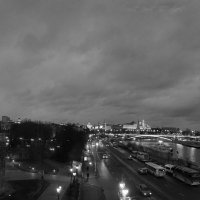Москва ... :: Лариса Корженевская