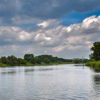 Река Маас :: Zinaida Belaniuk