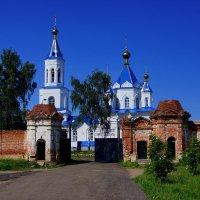 Монастырь в Елабуге, женский. :: Алексей Golovchenko