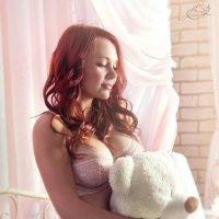 нежное утро :: Александра Ломовцева
