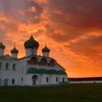 На закате :: Tatiana Tutatchikova