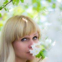 Когда яблони цветут) :: Натали