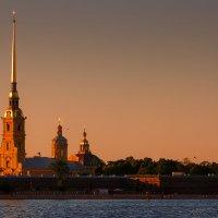 Петропавловская крепость :: Джордж Смит