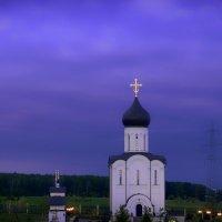 Церковь при Мытищинском военном кладбище :: Екатерррина Полунина