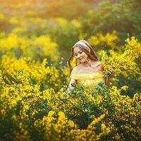 Цвет весны :: Станислав Башарин