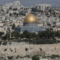 Golden dome of the rock :: Яков Геллер