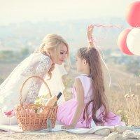 Гюлечка и ее принцесса :: Ирина Внукова