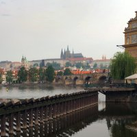 Городской пейзаж, Прага :: Николай Ярёменко