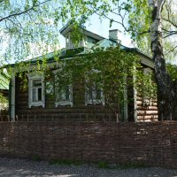 Дом-музей С.Есенина. :: Oleg4618 Шутченко