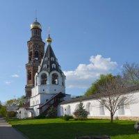 Иоанно-Богословский Пощуповский монастырь. :: Oleg4618 Шутченко