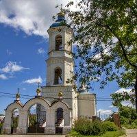Церковь села Подчёрково. :: Анатолий. Chesnavik.