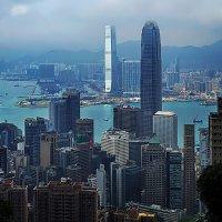 Victoria Peak, Hong Kong. :: михаил кибирев