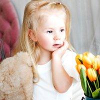 pretty little girl :: Татьяна Долгачева